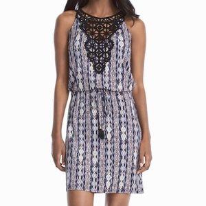 WHBM Crochet Dress